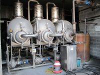 Wtryskarka do metalu Impianto disoleatore con torre di evaporazione vari