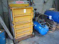 Sprężarka tłokowa Scansie e compressori IMP5 -IMP6 - IMP7 - IMP8 - IMP9 - IMP10