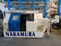 Torno CNC NAKAMURA TOME WT 20 II