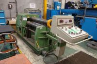 4 Roll Plate Bending Machine  4RH 100