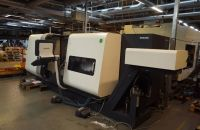 Torneamento e fresamento centro DMG MORI CTX beta 1250 TC CNC MILL TURN