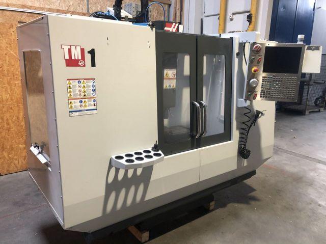 CNC Fräsmaschine HAAS TM1 2012