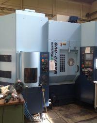 Centrum frezarskie pionowe CNC MATSUURA MAM 72 3 VS