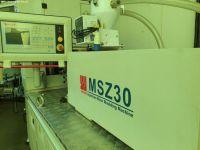Plasty vstřikovací stroj VICTOR MACHINERY MSZ 30 2015-Fotografie 4