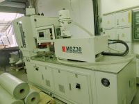 Plastics Injection Molding Machine VICTOR MACHINERY MSZ 30