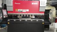 Hydraulische Abkantpresse CNC AMADA HS8025