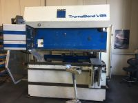 CNC Hydraulic Press Brake TRUMPF TRUMABEND V 85