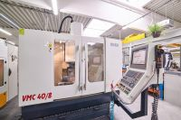 CNC Vertical Machining Center  VMC 40/8