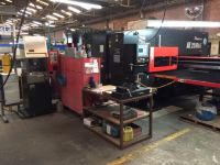 Turret Punch Press AMADA AE 2510 NT