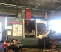 CNC Milling Machine MAS MCV 1000 POWER 5AX