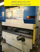 유압식 샤링기 Hydraulic press brake LVD PPEB-EQ 80/25 CADMAN CNC Hydraulic press brake LVD PPEB-EQ 80/25 CADMAN CNC