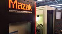 CNC 선반 MAZAK QTN 100-II
