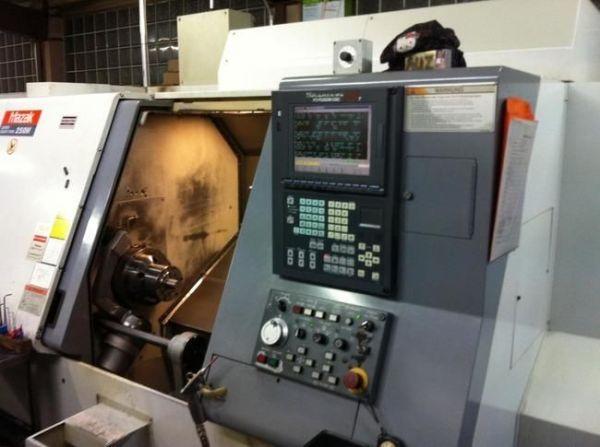 CNC-Drehmaschine MAZAK SQT 250 M 2005