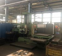 Horizontal Boring Machine TOS W 75