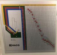 Prasa krawędziowa hydrauliczna CNC HACO ERM 36135 2009-Zdjęcie 11