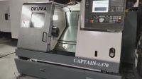 Torno CNC OKUMA CAPTAIN L 370