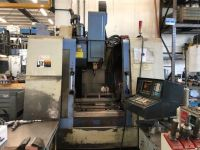 CNC centro de usinagem vertical LEADWELL MCV-610 CR