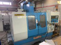 CNC Vertical Machining Center YCM SUPERMAX V-116A
