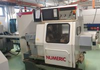 CNC-svarv MAS NUMERIC A26 CNC