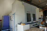 CNC Horizontal Machining Center PERFECT JET MV 206