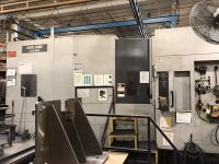 CNC Horizontal Machining Center DMG MORI SEIKI SH8000