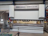 CNC Hydraulic Press Brake ERMAKSAN ERMAK CNC AP 4320