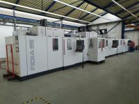 CNC Vertical Machining Center FIDIA FMS - G996