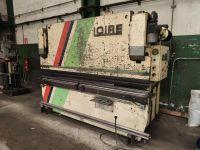 Hydraulic Press Brake Loire Safe PH125/30