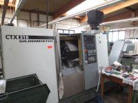 CNC dreiebenk DMG CTX 310 V3 ECO