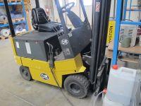 Wózek widłowy czołowy Muletto OM E15N