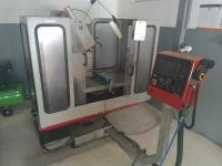 Fresadora CNC KUNZMANN WF7/3