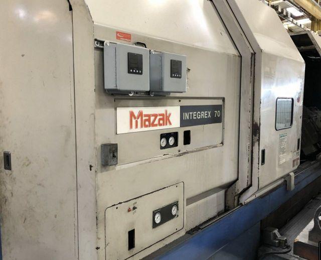 Turning and Milling Center MAZAK INTEGREX 70/3000 1995