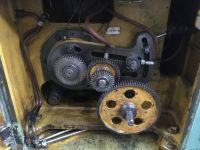 Ozubenie stroj MODUL WMW ZFWZ 500 x8 1973-Fotografie 5