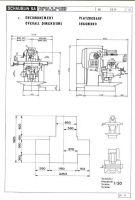 Fraiseuse universelle SCHAUBLIN MODEL 53 N 1986-Photo 9