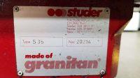 Rectifieuse plane STUDER S 35 1990-Photo 8