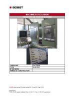 Fraiseuse universelle PARPAS SL90/1600 1995-Photo 10