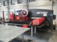 Punzonadora de torreta AMADA EMZ-3510 NT