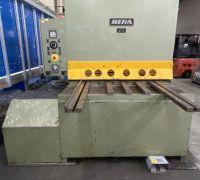 Hydraulic Guillotine Shear HERA H SS/5