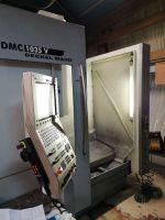 CNC Milling Machine DMG DECKEL MAHO DMC 1035V 2008-Photo 6