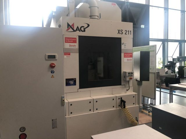 CNC Milling Machine MAG Ex-Cell-O XS211 2006