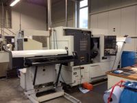 CNC-Drehmaschine MORI SEIKI NL 1500 MSY/ 500
