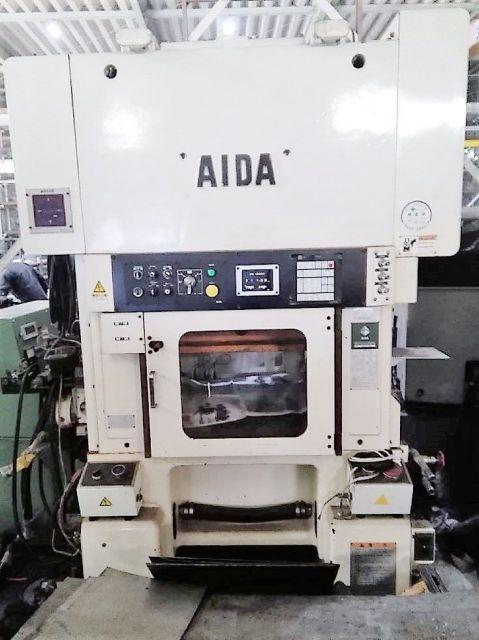 Pressa eccentrica 0849 AIDA JAPAN HMX-300A 2000