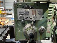 Horizontale boormachine WOTAN Iberica B 75 1980-Foto 5