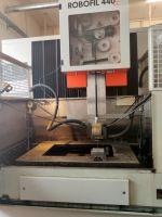 Wire Electrical Discharge Machine AGIE CHARMILLES ROBOFIL 440 CC 2005-Photo 3