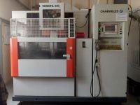 Elektrodrążarka drutowa AGIE CHARMILLES ROBOFIL 440 CC