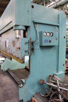 Hydraulic Press Brake STROJARNE PIESOK CTO 160/3150 1988-Photo 2