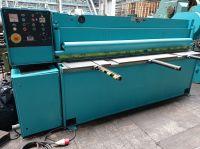 Mechanické tabulové nůžky STROJARNE PIESOK NTC 2500/4