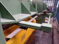 Mechanical Guillotine Shear STROJARNE PIESOK NTE 2000/6,3 1970-Photo 2
