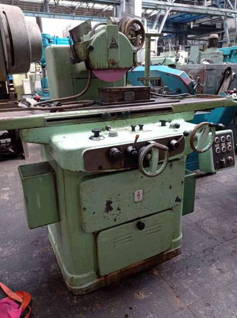 Surface Grinding Machine TOS BPH 20 1969