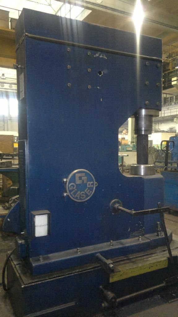 Single frame kovacie kladivo GLASER GSH 51 1999